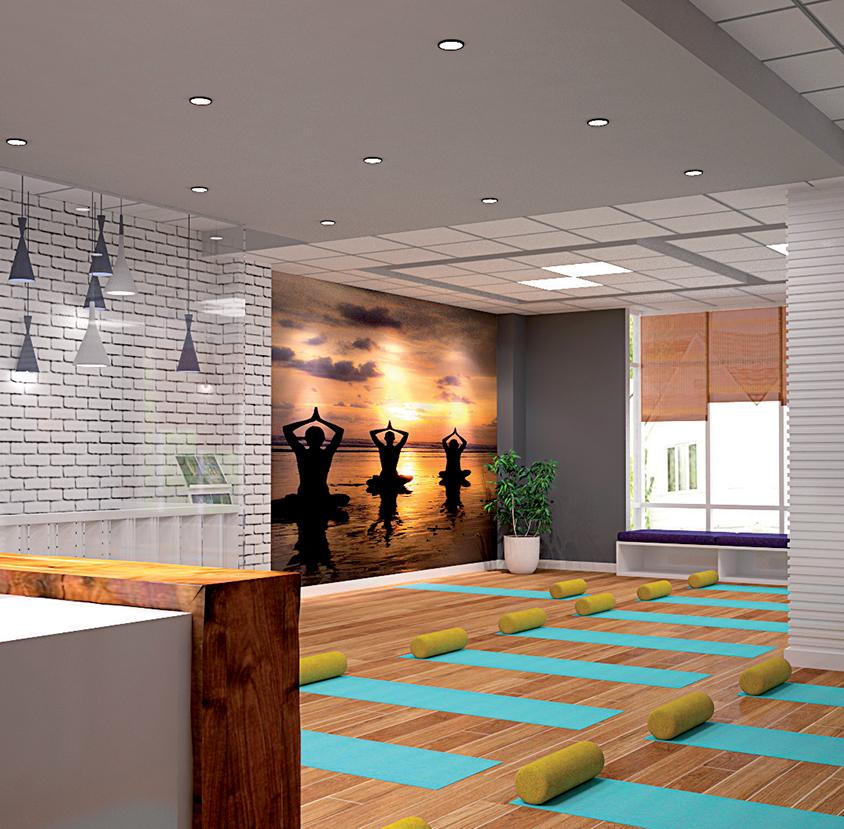 dạy Yoga 3