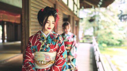 Bí quyết chăm sóc da như một nàng Geisha