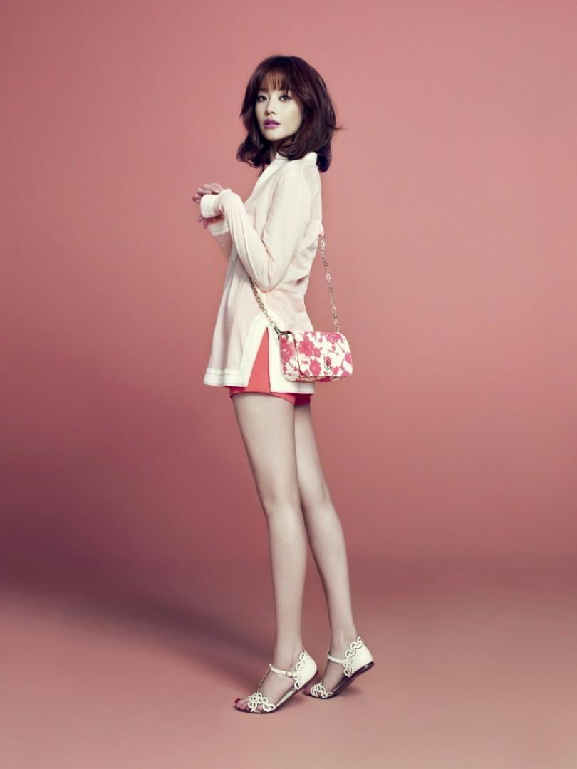 oh yeon seo trang điểm nhẹ nhàng 2