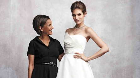 Amsale Aberra – NTK của thương hiệu váy cưới danh tiếng qua đời ở tuổi 64