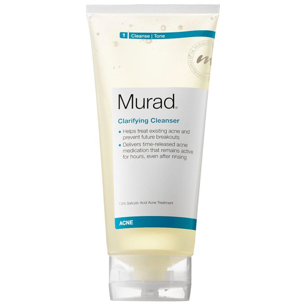 sữa rửa mặt tốt cho da mụn Murad