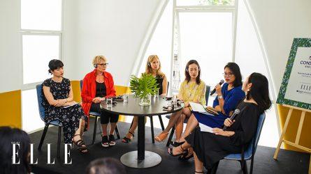 H&M kết hợp cùng tạp chí ELLE và Đại học RMIT trong buổi đối thoại về Thời trang bền vững