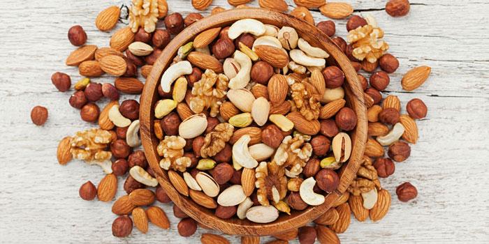 Thực phẩm dinh dưỡng cần thường xuyên bổ sung các loại hạt 5
