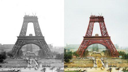 Bất ngờ và ấn tượng với 10 bức ảnh lịch sử được phục chế màu
