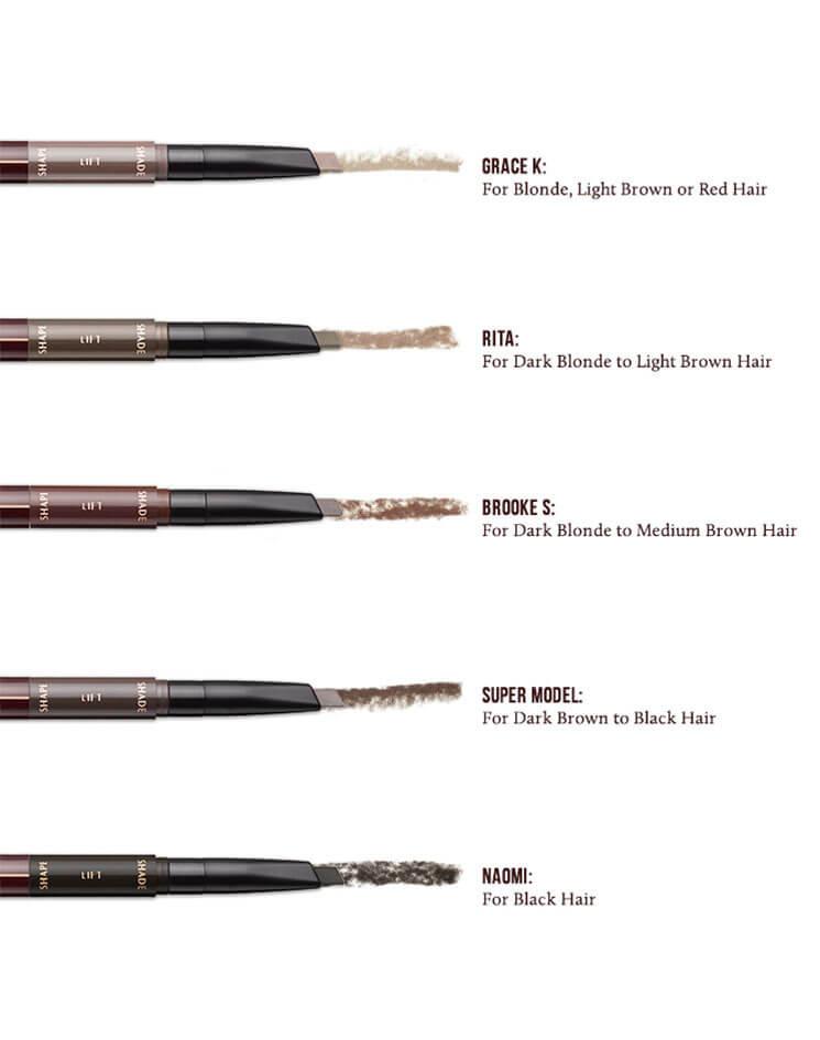 bút kẻ lông mày 5