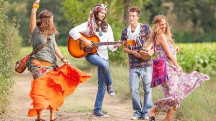 5 xu hướng mang đậm chất Hippie đã