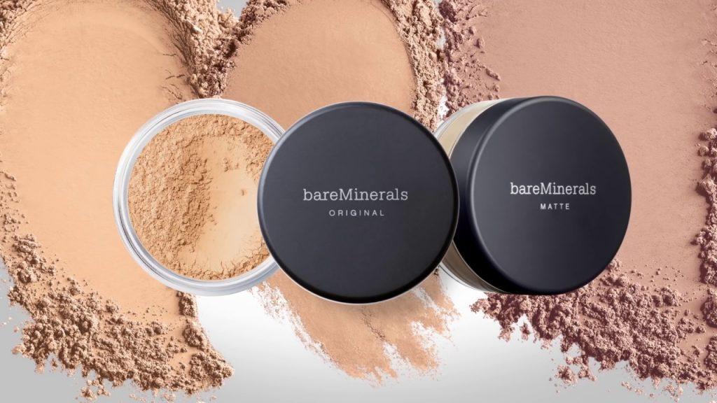 Kem nền lâu trôi Bare Minerals Matte Foundation Broad Spectrum SPF 15 3
