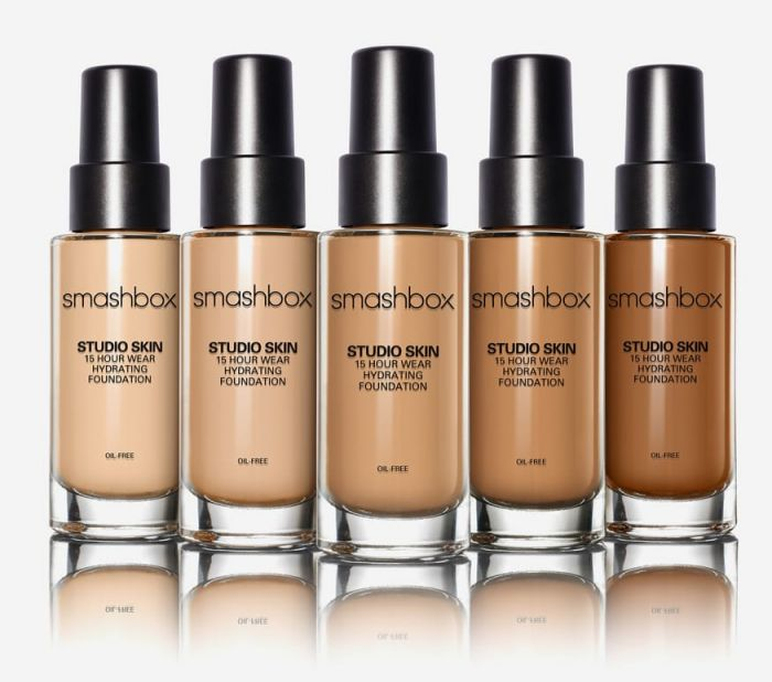 Kem nền lâu trôi Smashbox Studio Skin 15 hour Wear Hydrating Foundation 6