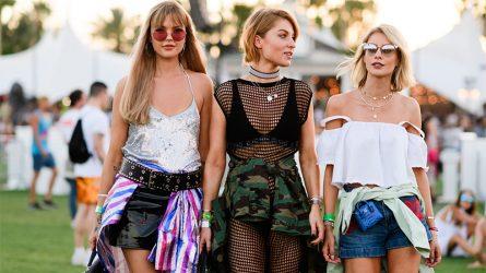 Những xu hướng thời trang được mong đợi nhất tại lễ hội âm nhạc Coachella 2018