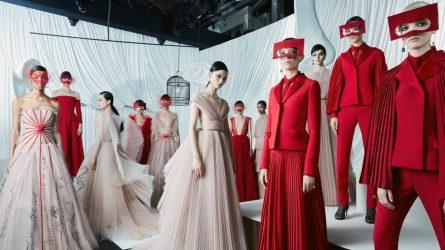 Dior ra mắt 12 thiết kế haute couture độc quyền cho thị trường Trung Quốc