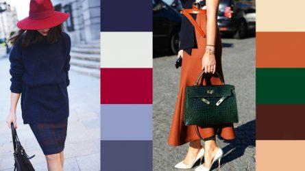 Công thức phối màu trang phục giúp phái đẹp nâng tầm phong cách