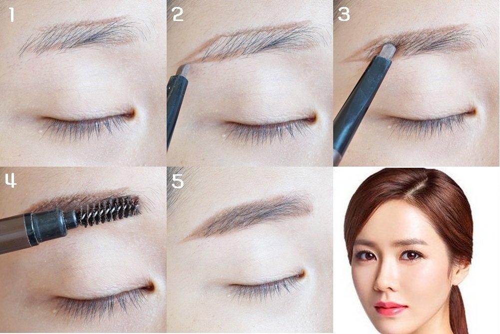Phong cách trang điểm mắt tự nhiên 2