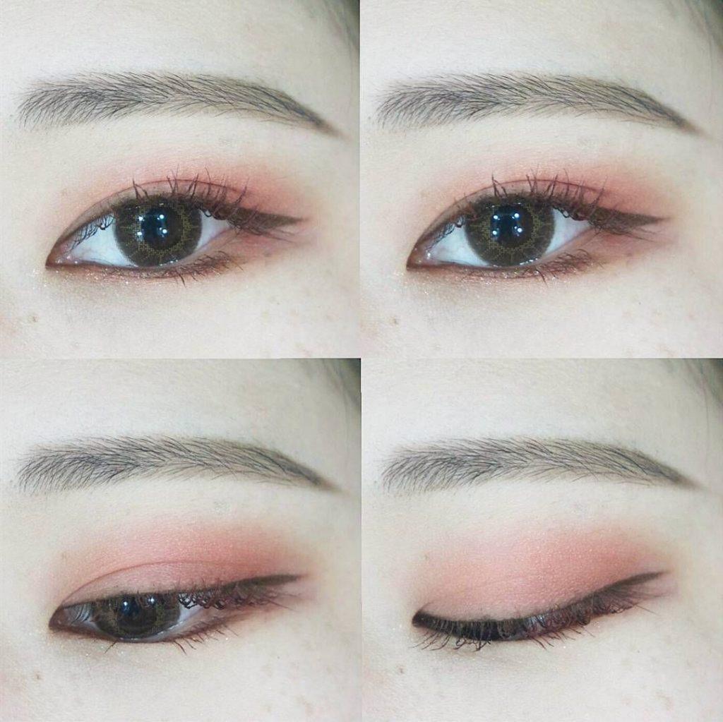 Phong cách trang điểm mắt tự nhiên 4
