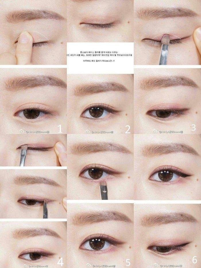 Phong cách trang điểm mắt tự nhiên 5