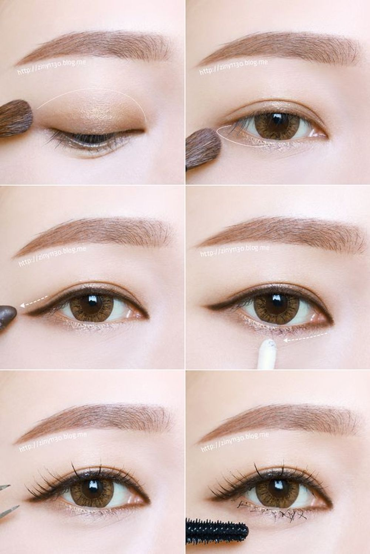 Phong cách trang điểm mắt tự nhiên 6