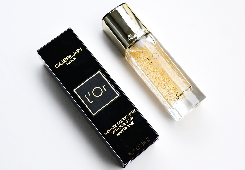 Kem lót nào tốt Guerlain L'Or Radiance Concentrate With Pure Gold 2