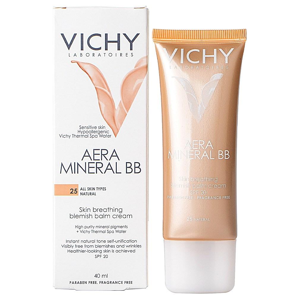 Kem lót nào tốt VICHY Aera Mineral BB 1