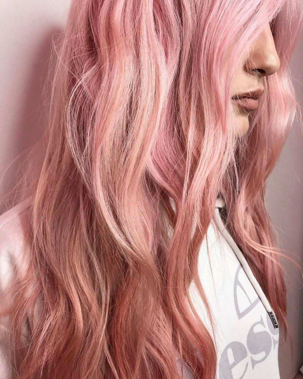 màu tóc nhuộm 1