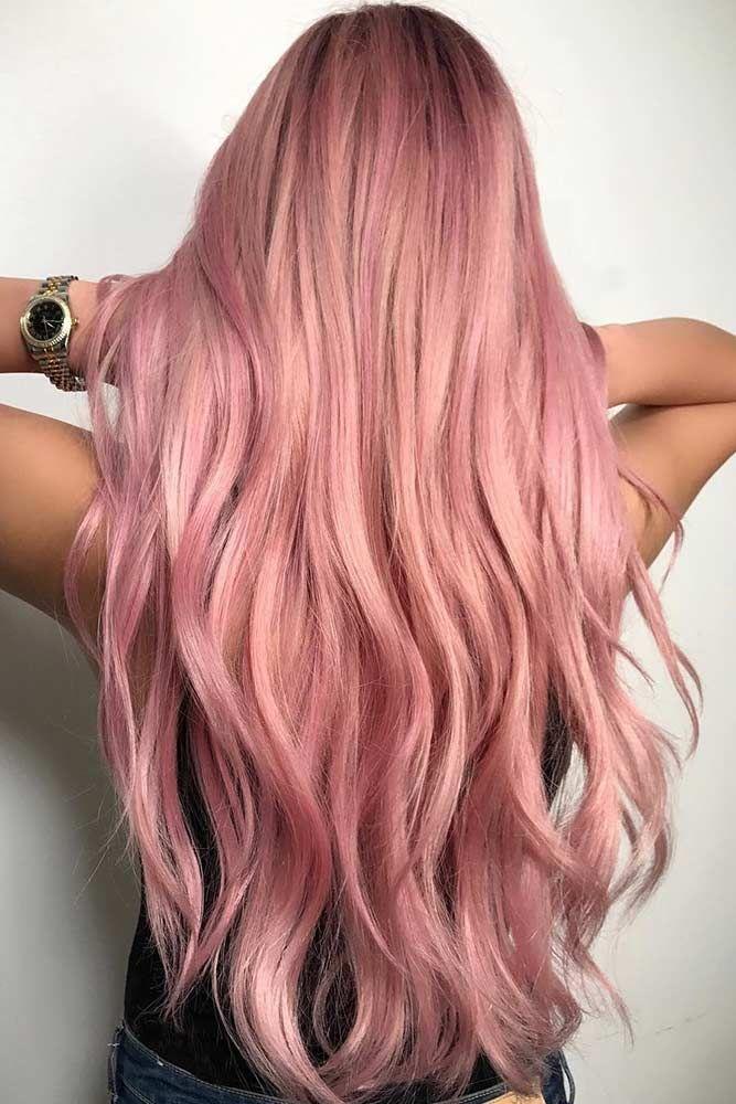 màu tóc nhuộm 2