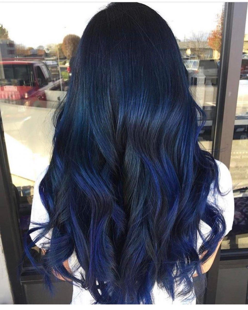 màu tóc nhuộm 4