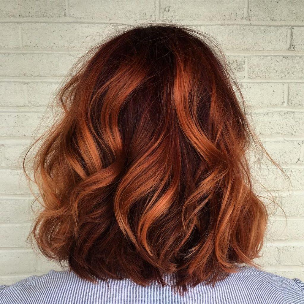 Màu tóc nhuộm 6