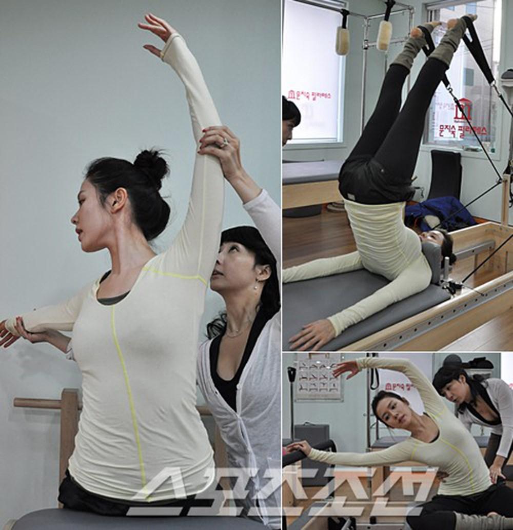 Son Ye Jin Bí mật trẻ hóa làn da 1