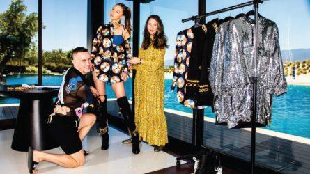 H&M và Moschino gây chấn động khi hé lộ dự án hợp tác Moschino [tv] H&M