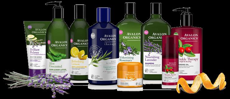 Mỹ phẩm thiên nhiên Avalon Organics