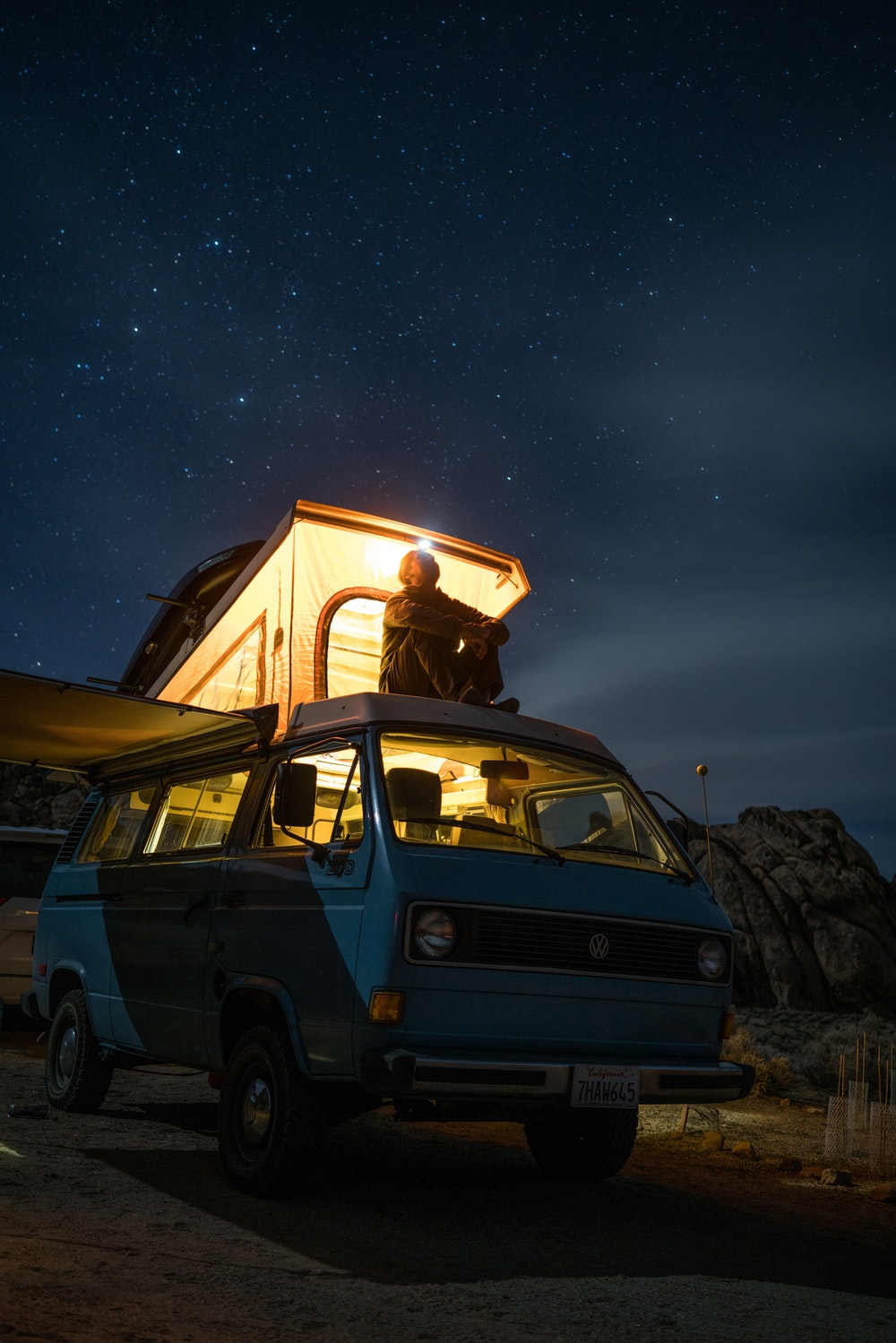 Cuộc sống trên xe van 6