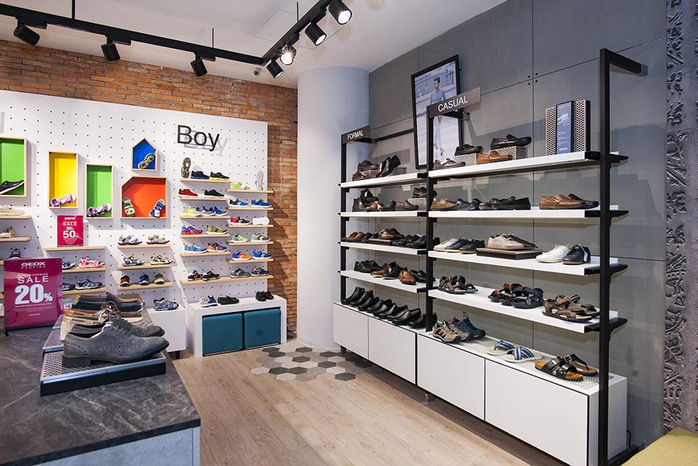 thương hiệu giày geox