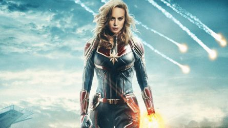 Captain Marvel -