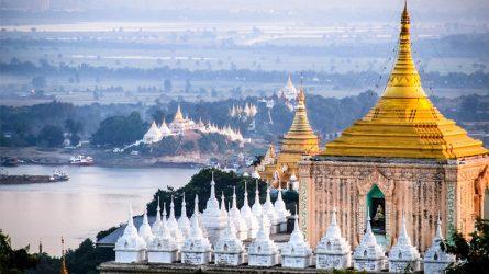 Du lịch Myanmar: Mandalay, thành phố của những ngôi đền tuyệt đẹp