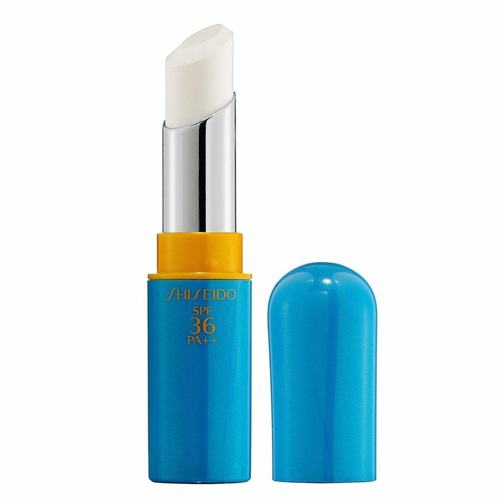 son dưỡng môi chống nắng Shiseido