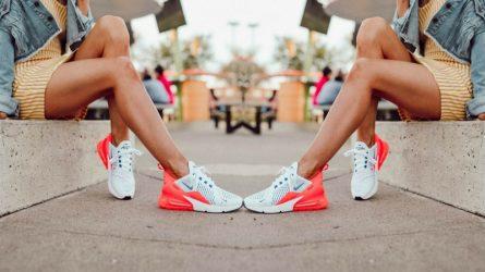 Mẫu giày thể thao nào đang