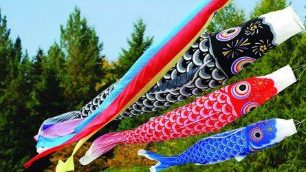 Tuần lễ vàng và Tết thiếu nhi Nhật Bản tại Nikko Hà Nội