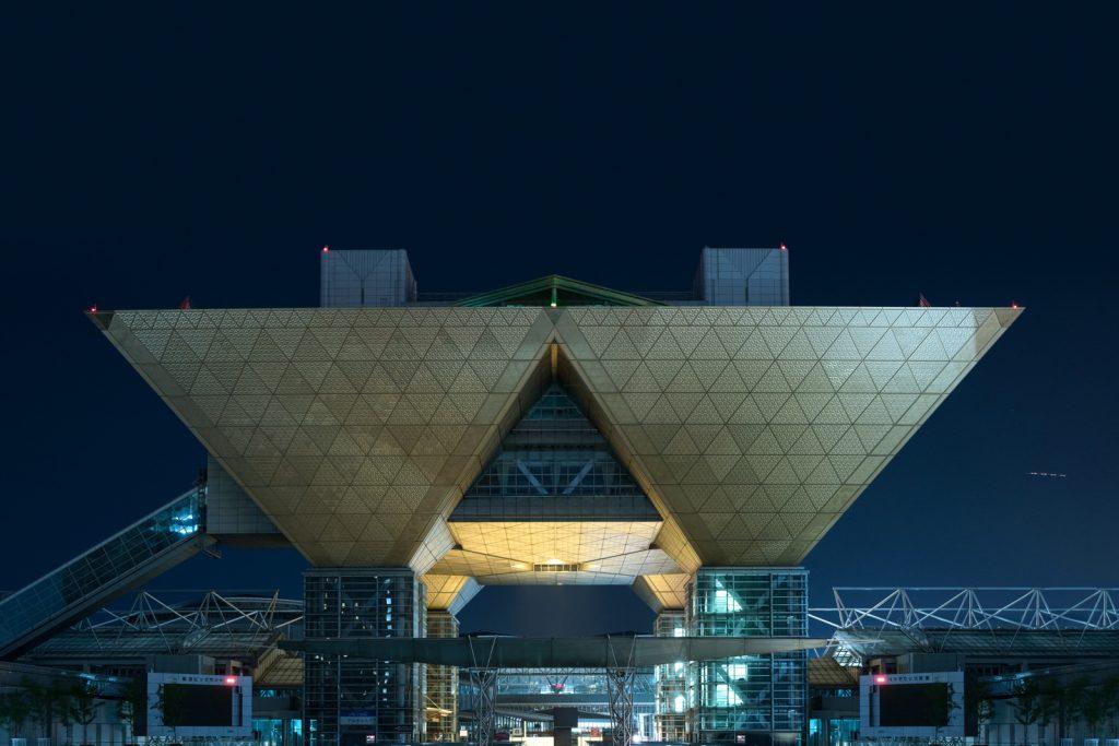 Cảnh Tokyo về đêm 3