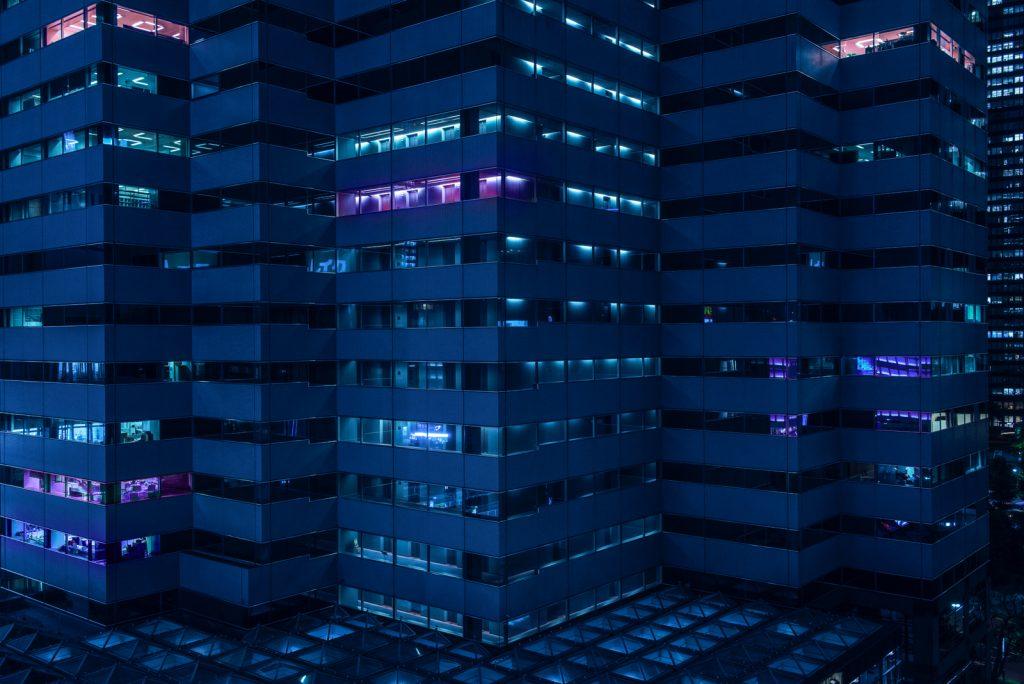 Cảnh Tokyo về đêm 4