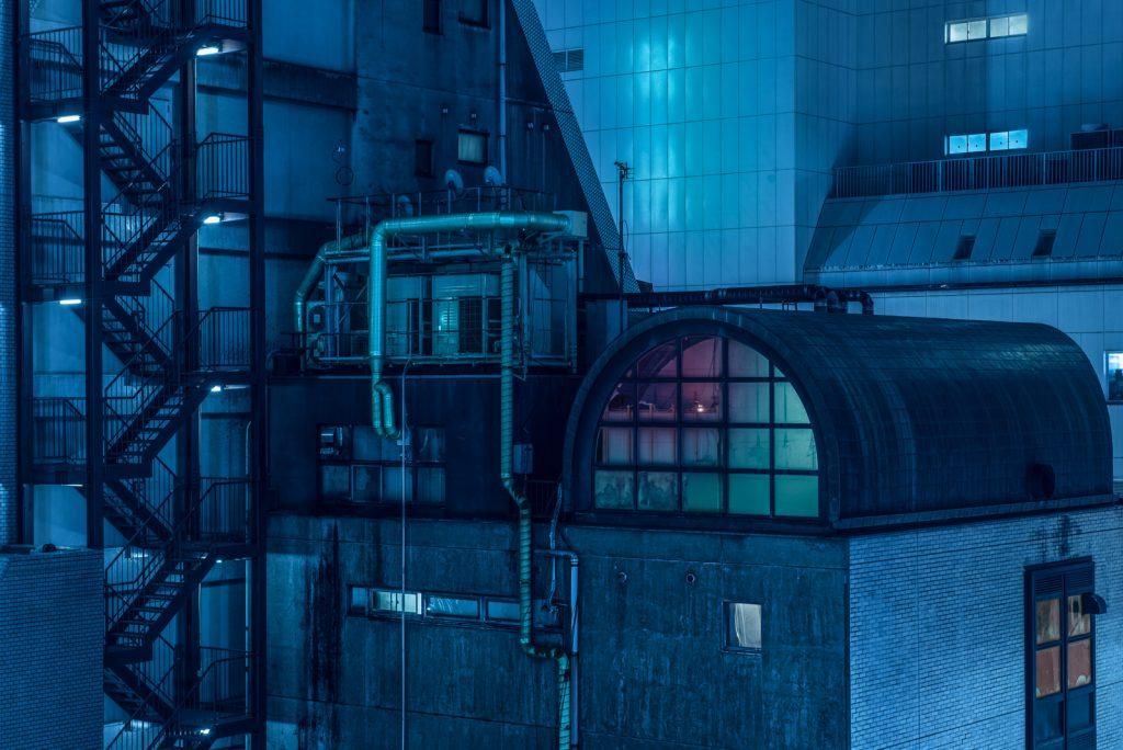 Cảnh Tokyo về đêm 6