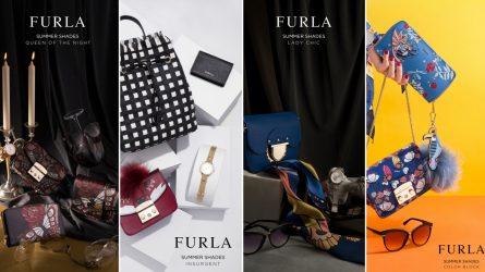 Thương hiệu Furla khuyến mãi với BST Furla Summer Shades 2018