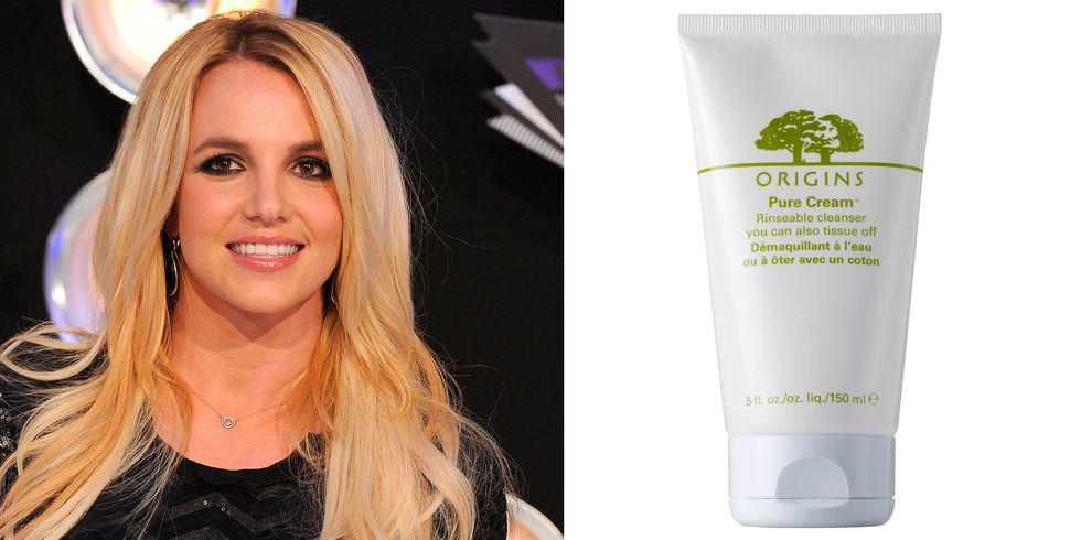 dưỡng da mặt Britney