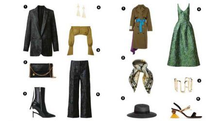 ELLE Style Calendar(22/4 – 28/4): Dẫn đầu xu hướng cùng thời trang bền vững