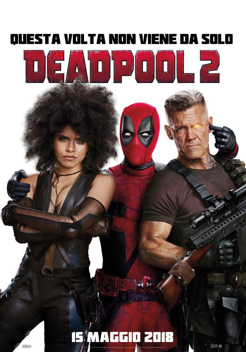 phim chiếu rạp deadpool 2