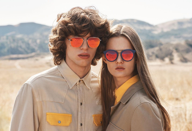 Calvin Klein - Phong cách Mỹ mạnh mẽ đan xen với một chút hoang dã