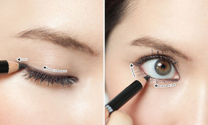 Tạo hồn cho ánh nhìn bằng cách kẻ mắt theo từng dáng khác nhau – Health &  Beauty VN Info
