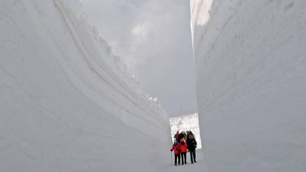 Con đường tuyết Nhật Bản 10