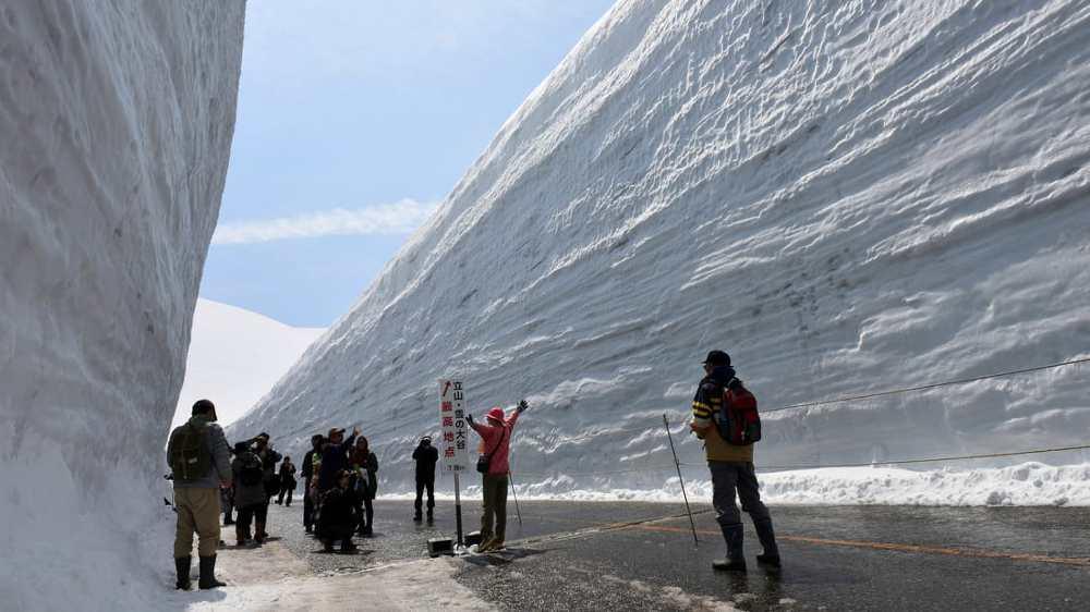 Con đường tuyết Nhật Bản 2