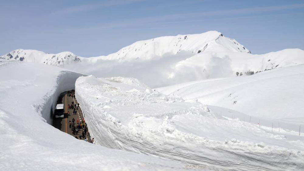 Con đường tuyết Nhật Bản 4