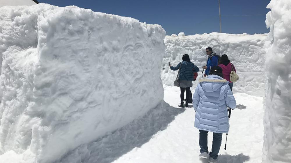 Con đường tuyết Nhật Bản 6