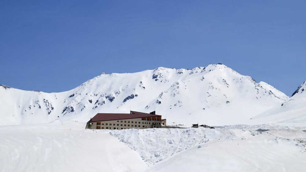 Con đường tuyết Nhật Bản 8