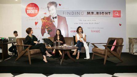 Finding Mr. Right - Phát pháo thành công của chuỗi sự kiện ELLE Women in Society